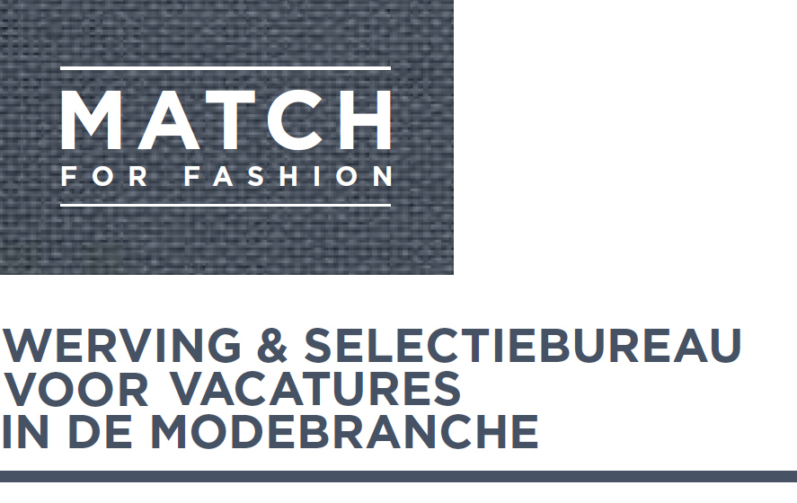 Match for Fashion Logo